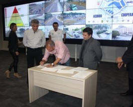 Sindesp/AM firma acordo de cooperação técnica com a SSP/AM